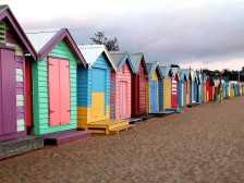 Brighton Beach (Photo by: Beau Wade - Flickr)