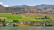 Okanagan Wine Valley (Photo by: Agnes27 - Wikimedia Commons)