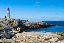 Peggy's Cove at St. Margarets Bay, Halifax