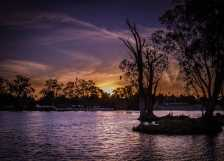 Murray River at Mildura (Photo by: Jacqui Barker - Wikimedia Commons)