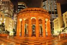 Anzac Square, Brisbane (Photo by: Kate Nielsen Photos - Wikimedia Commons)
