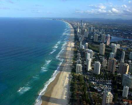 Gold Coast Brisbane