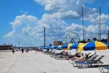 Daytona Beach, Florida (Photo by: Pat Williams - Flickr)