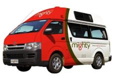 Great 3 Berth Family Campervans in Queenstown - MyDriveHoliday