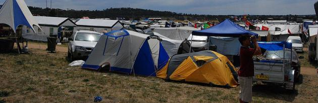For Camping In Bathurst 1000