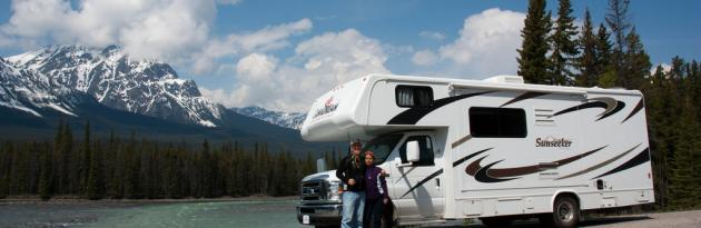 Choosing an RV for your Canada Winter Holiday - MyDriveHoliday