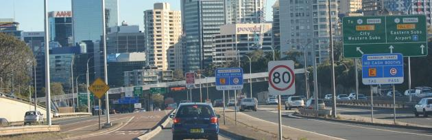 Driving In Sydney - MyDriveHoliday