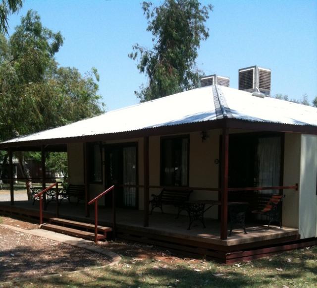 Heritage Caravan Park, Northern Territory