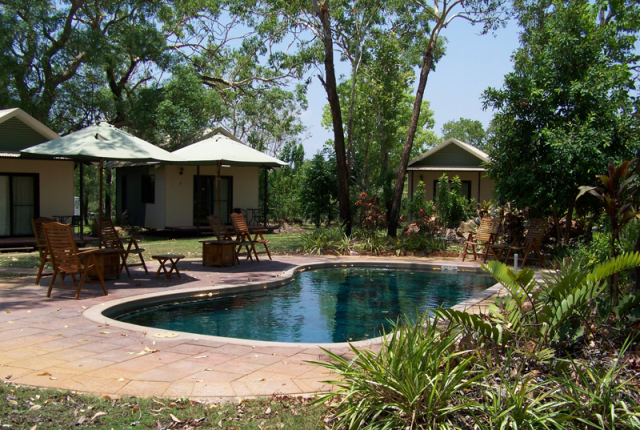 Mary River Wilderness Retreat And Caravan Park Northern Territory